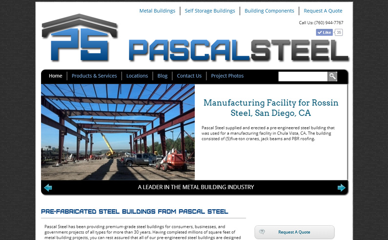 Pascal Steel Buildings